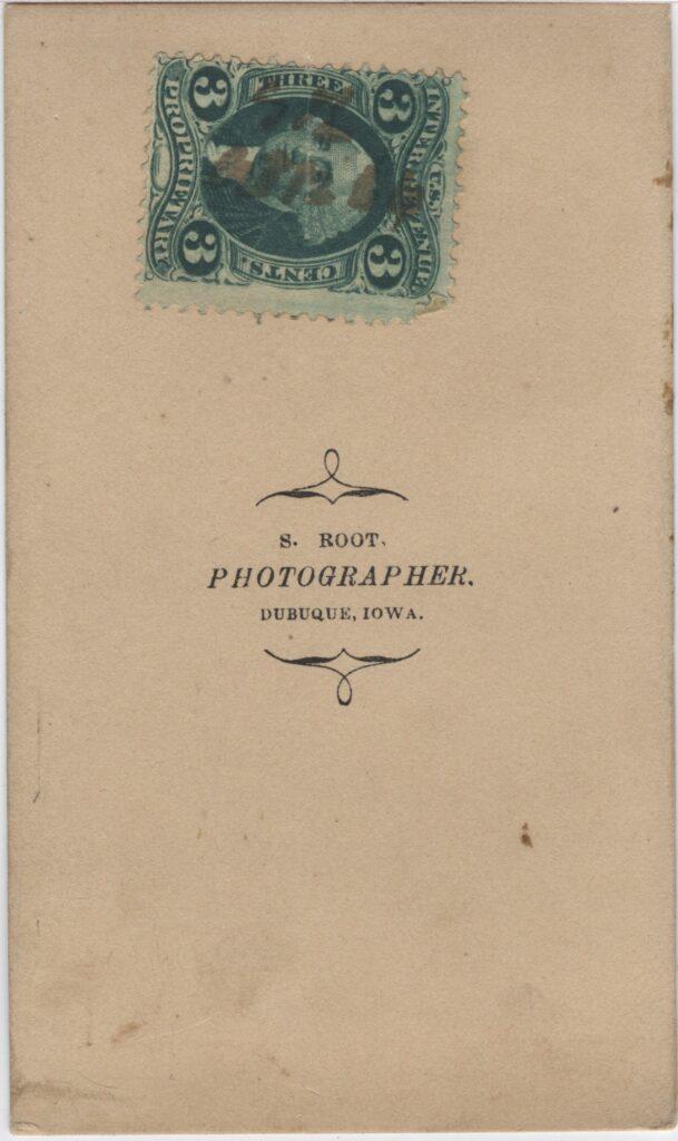 LJTP 100.165.001 - Samuel Root - Young Woman - c1865