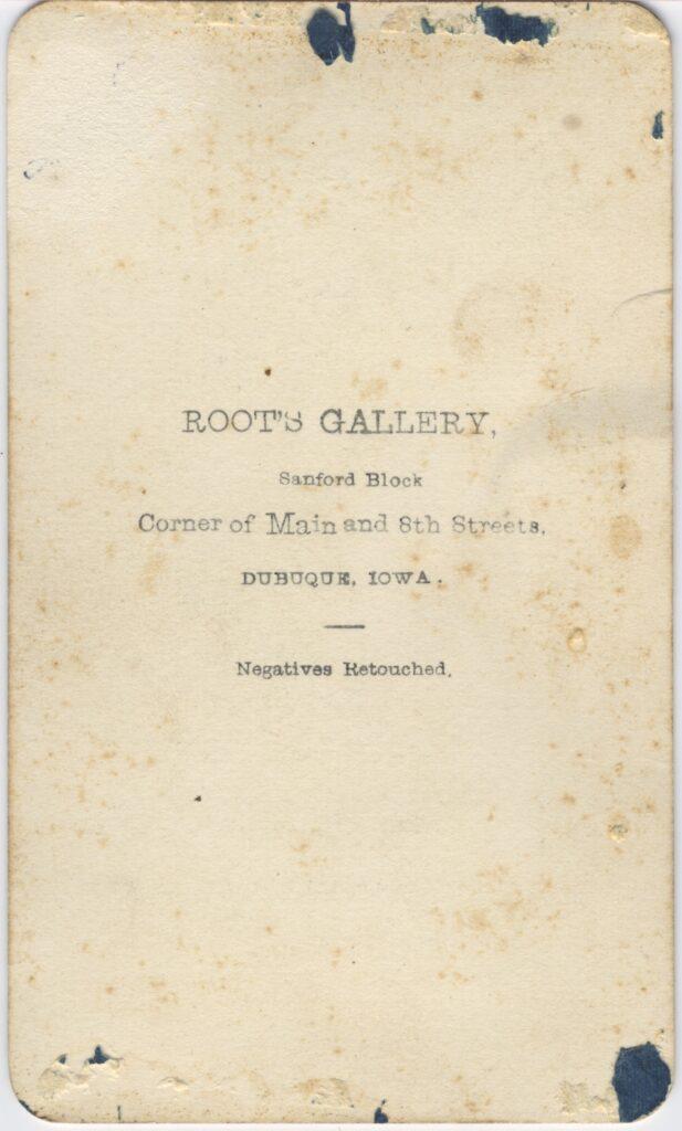 LJTP 100.175.001 - Samuel Root - Young Man - c1885
