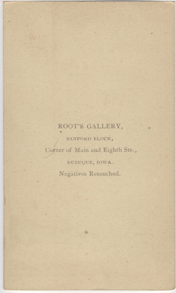 LJTP 100.176.001 - Samuel Root - Woman - c1885