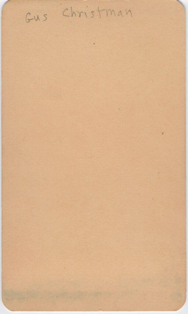 LJTP 100.178.001 - Samuel Root - Gus Christman - c1887