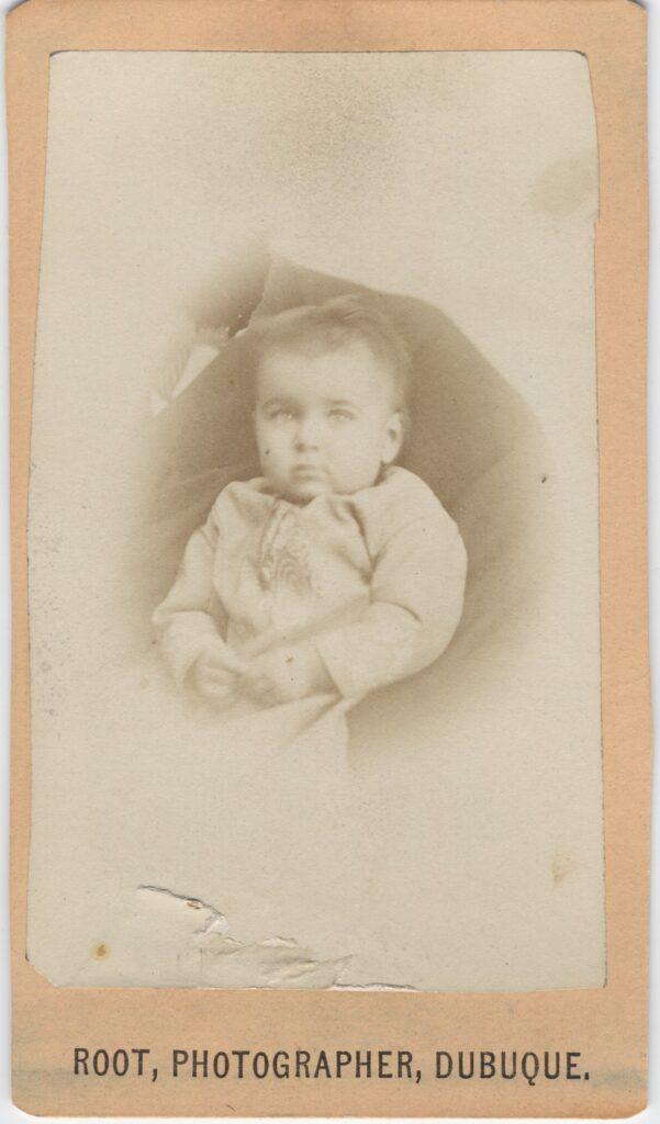 LJTP 100.179 - Samuel Root - Little Child - c1887
