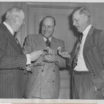 LJTP 100.189 - Red Faber, Joe Benz, and Bob Buckeye - c1960