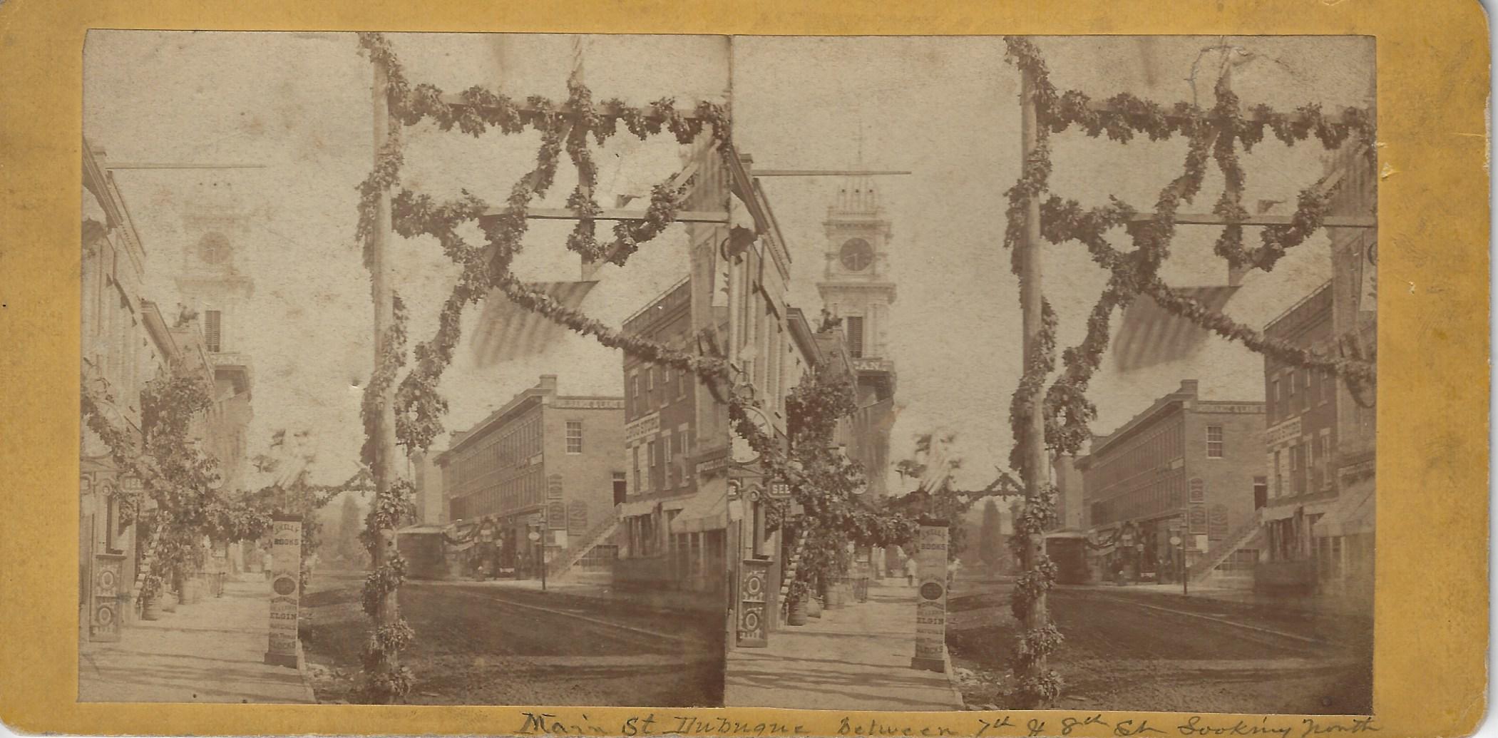 LJTP 100.246 - S. Root - New Town Clock - 1873