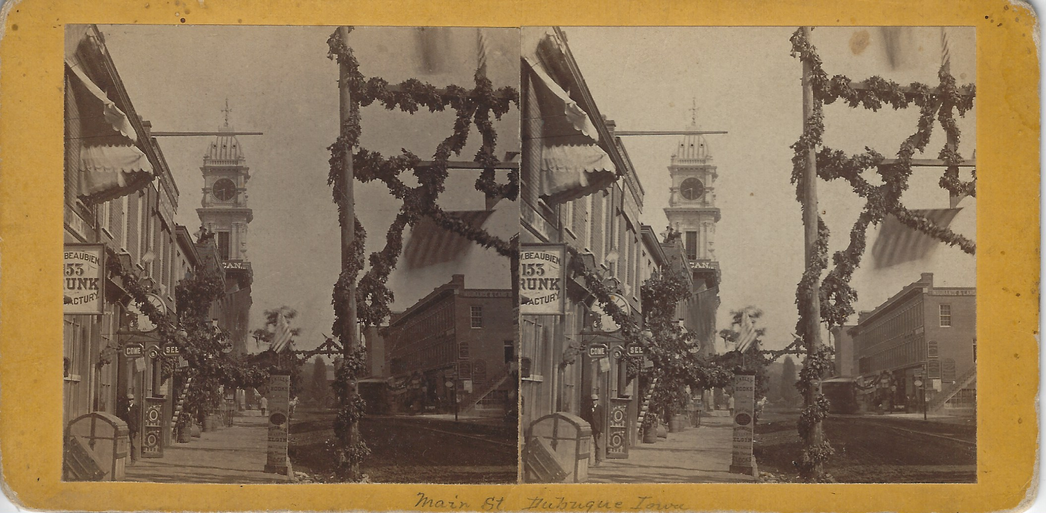 LJTP 100.247 - S. Root - New Town Clock - 1873