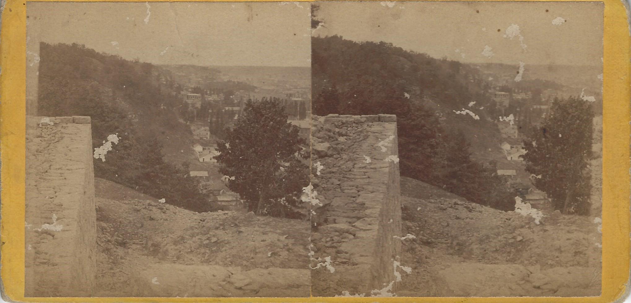 LJTP 100.254 - S. Root - Potter Hill looking North - c1870