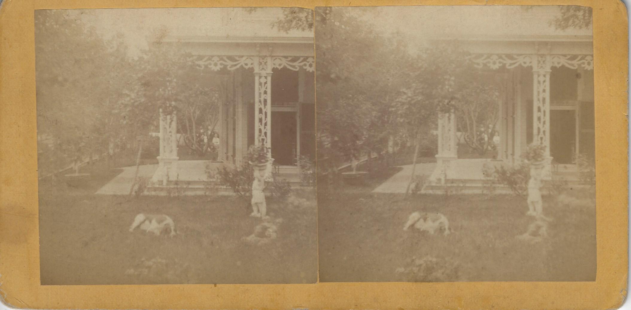 LJTP 100.278 - S. Root - W.H. Peabody Home - Jun 26 1875