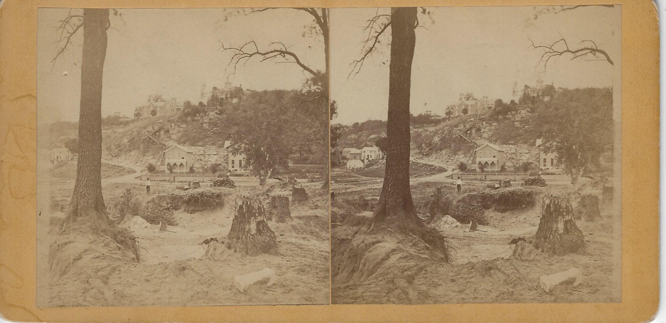 LJTP 100.285 - S. Root - Samuel Root Home - 1869