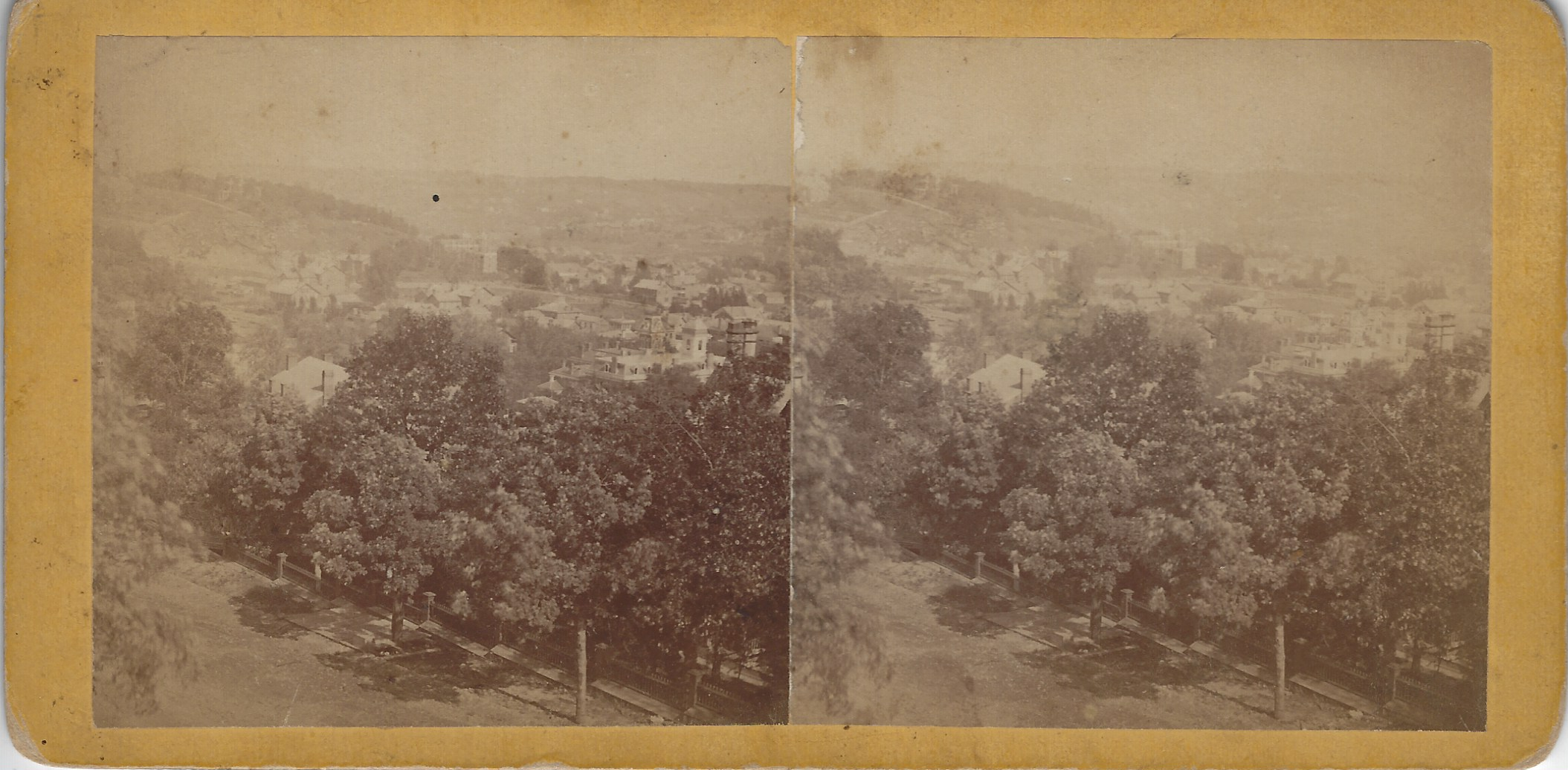 LJTP 100.315 - S. Root - From Panoramic series looking North - c1880