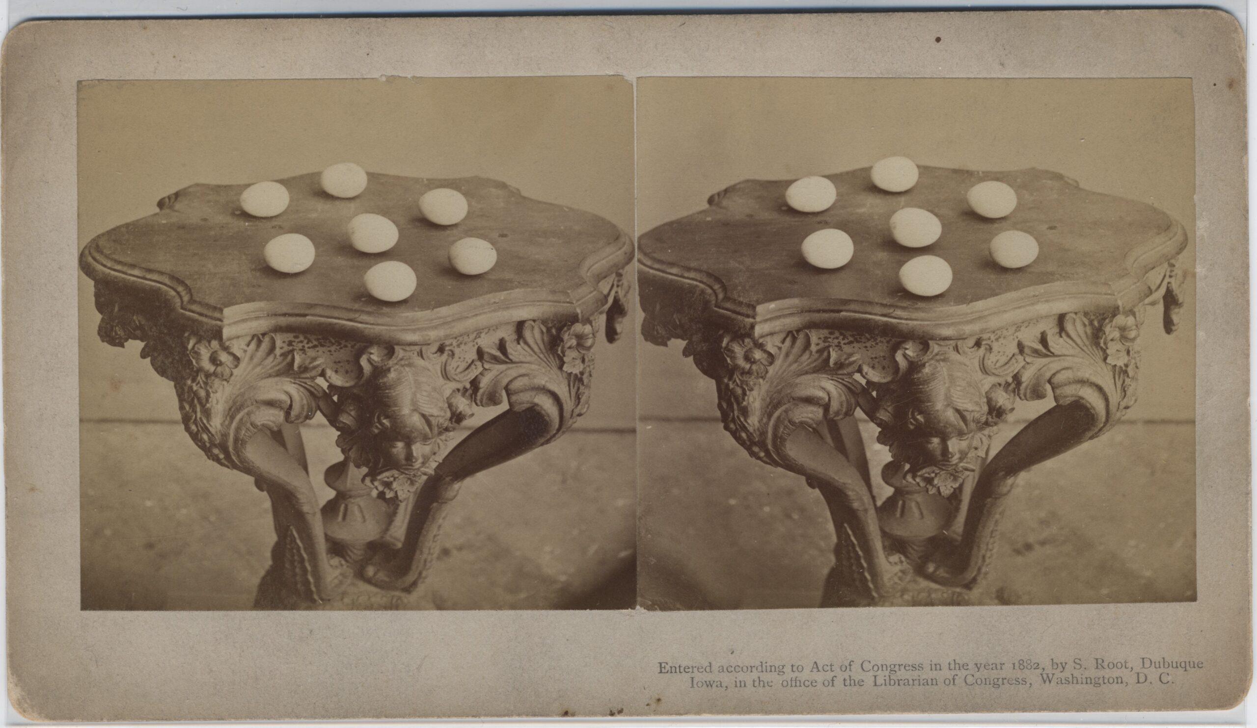 LJTP 100.321 - S. Root - Eggs - Jun 1882