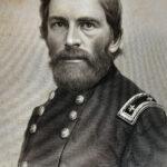 LJTP 100.332 - Maj Gen Grenville Dodge - 1865
