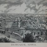 LJTP 100.336 - A. Simplot - Dubuque, Iowa - 1897
